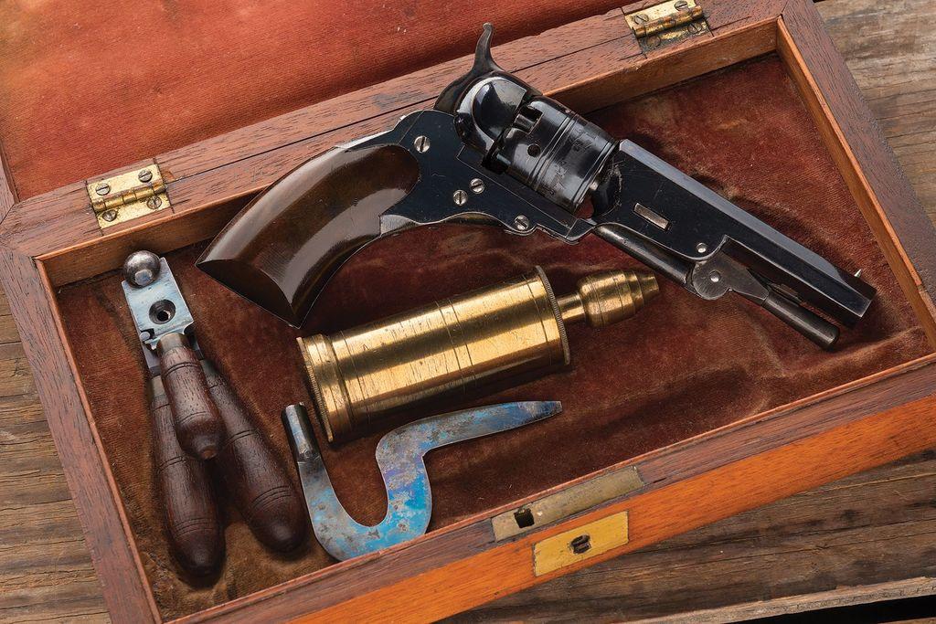 Premiere Firearms Auction - Day 1