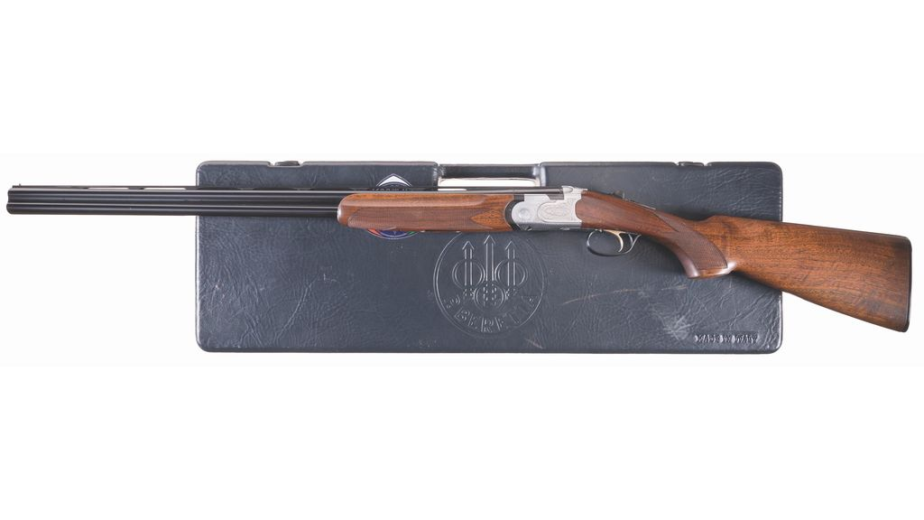 Beretta Model S686 Special Over/Under Shotgun with Case