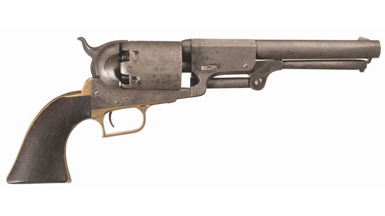 U.S. Contract Colt  Second Model Dragoon Percussion Revolver