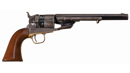 "Colt Richards ""Second Model"" Conversion Model 1860 Army"