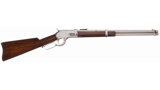 Colt Burgess Lever Action Carbine with Factory Letter