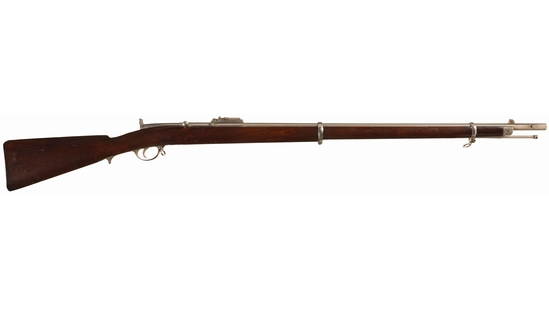 Colt Russian Contract Berdan Breech-Loading Rifle