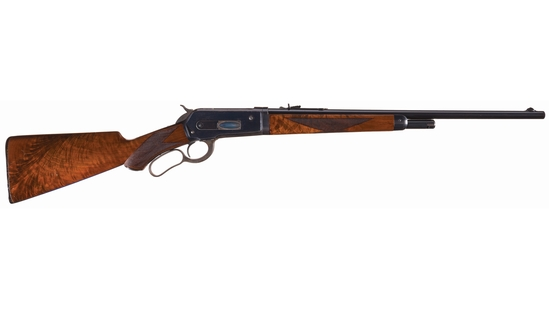 Winchester Deluxe Model 1886 Extra Lightweight Takedown Rifle