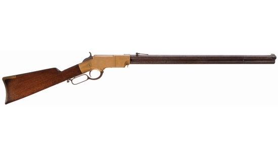 U.S. Contract New Haven Arms Co. Henry Lever Action Rifle