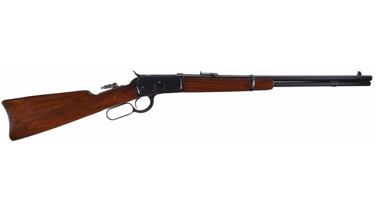 Winchester Model 92 Lever Action Saddle Ring Carbine