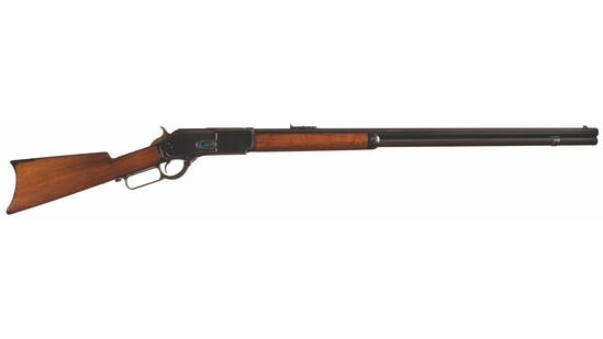 Special Order Winchester Model 1876 Lever Action Rifle
