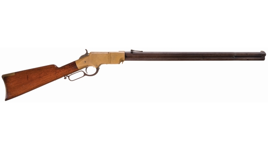 Civil War New Haven Arms Co. Henry Lever Action Rifle