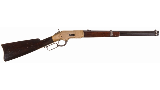Winchester Model 1866 Lever Action Saddle Ring Carbine