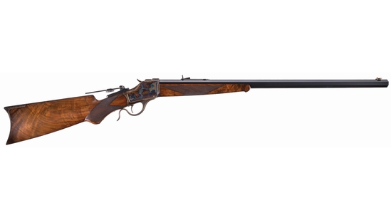 Special Order Winchester 1885 High Wall with Factory Letter