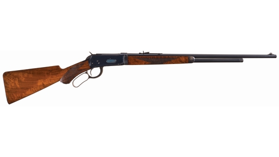 Winchester Deluxe M1894 Extra Lightweight Takedown Rifle, Letter