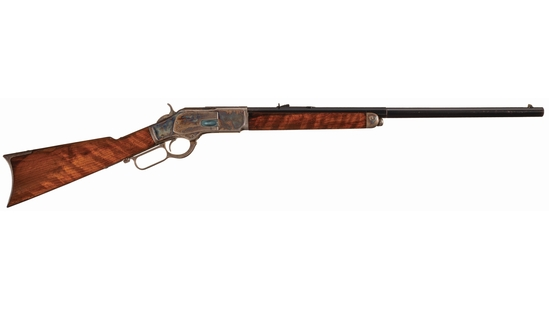 Special Order Winchester Model 1873 Lever Action Rifle