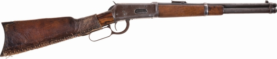 Desirable Winchester Model 94 Trapper's Lever Action Carbine
