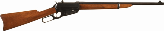 Winchester Model 1895 Lever Action Saddle Ring Carbine