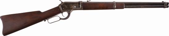 Colt-Burgess Lever Action Saddle Ring Carbine