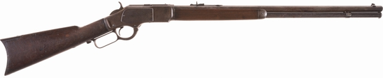 Winchester Model 1873 Lever Action Rimfire Rifle in .22 Short