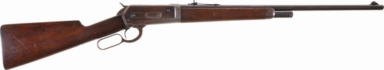 Winchester Model 1886 Lightweight Lever Action Takedown Rifle