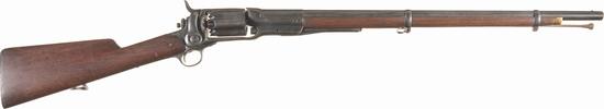 Colt Model 1855 Revolving 20 Gauge Shotgun
