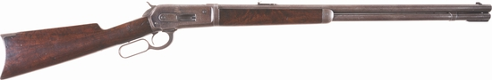 Antique .50 Express Winchester Model 1886 Takedown Rifle