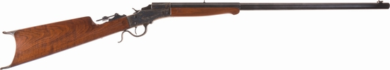"Early Stevens Ideal ""Side Plate"" Single Shot Rifle"