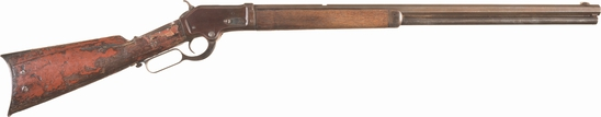 Colt-Burgess Lever Action Rifle