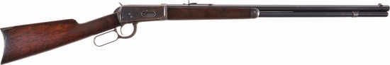 Pre-World War One Winchester Model 1894 Lever Action Rifle