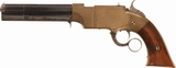 New Haven Arms Co. No. 2 Lever Action Pistol