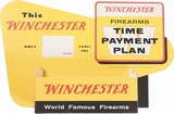 Six Winchester Advertising/Display Items