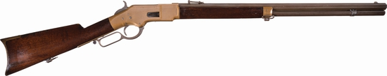 Winchester Model 1866 Lever Action Rifle