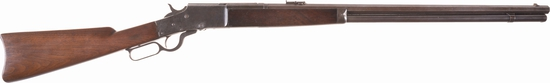 Bullard Repeating Arms Co. Large Frame Lever Action Rifle