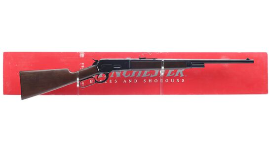 Winchester Model 1886 Extra Light Lever Action Rifle with Box