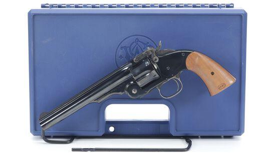 Cased Smith & Wesson Performance Center Model 3 Revolver