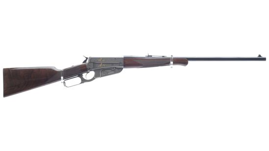 Winchester Model 1895 High Grade Lever Action Rifle