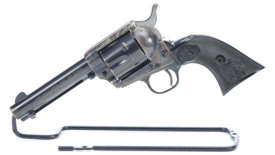 Colt 2nd Generation Single Action Army in .357 Magnum