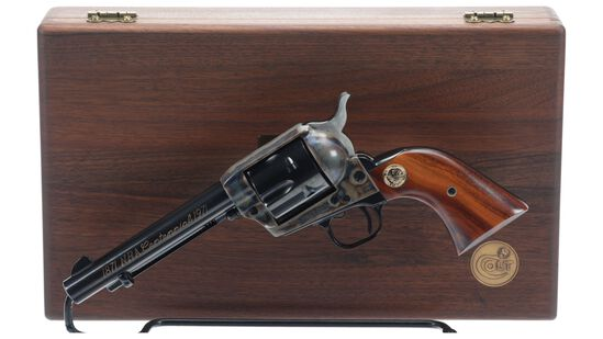 Colt NRA Centennial Edition Single Action Army Revolver