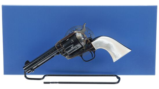 Colt Custom Shop Single Action Army Revolver with Box