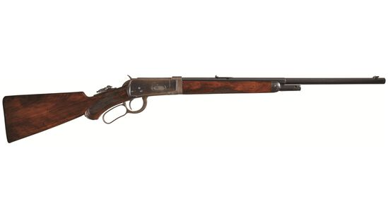 Antique Special Order Winchester Model 1894 Takedown Rifle