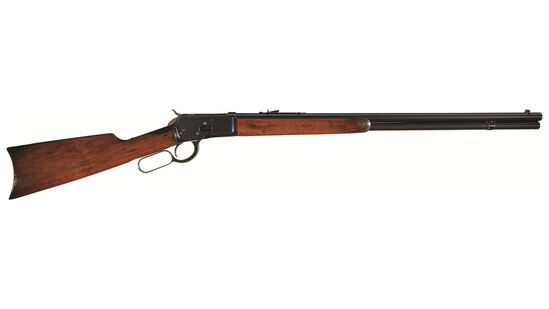 Winchester Model 1892 Lever Action Rifle in .44 W.C.F.