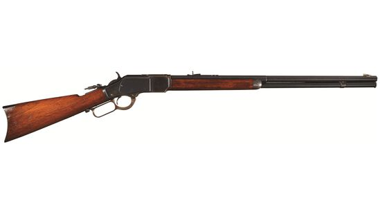 Winchester Model 1873 Lever Action .22 Long Rifle