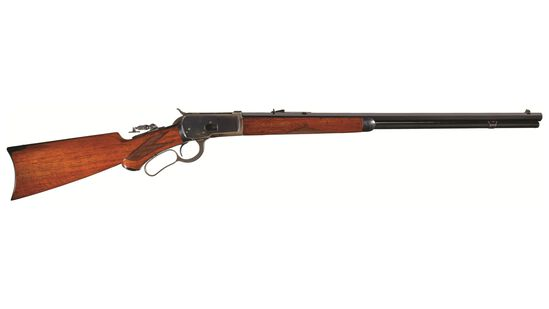 Special Order Winchester Model 1892 Lever Action Rifle