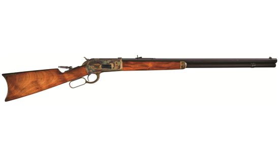 Winchester Model 1886 Lever Action Rifle