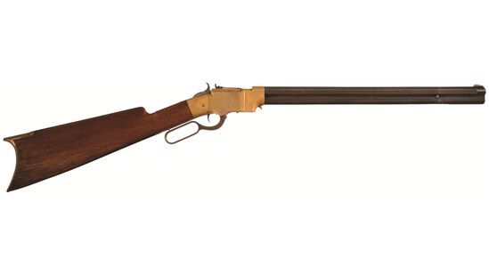 New Haven Arms Company Volcanic Lever Action Carbine
