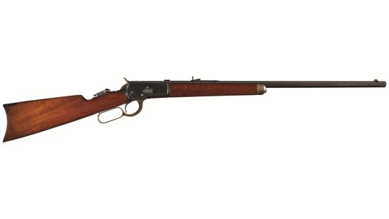 1st Year Special Order Winchester Model 1892 Lever Action Rifle