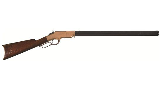 New Haven Arms Company Henry Lever Action Rifle