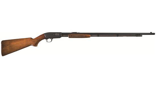 Pre-World War II Winchester Model 61 Slide Action Rifle