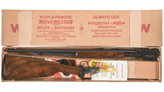 Winchester Model 62A Semi-Deluxe Style Gallery Rifle