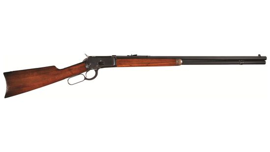 Winchester Model 92 Lever Action Rifle