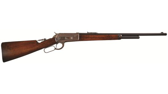 Winchester Model 1886 Extra Lightweight Lever Action Rifle