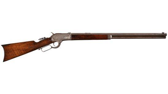Colt Model 1883 Burgess Lever Action Rifle