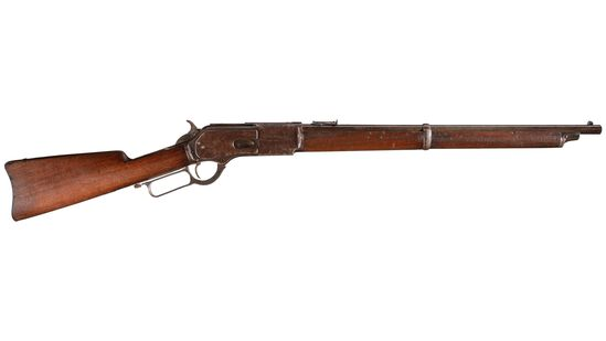 Winchester Model 1876 Lever Action Saddle Ring Carbine