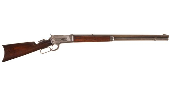 Early Winchester Model 1886 Rifle